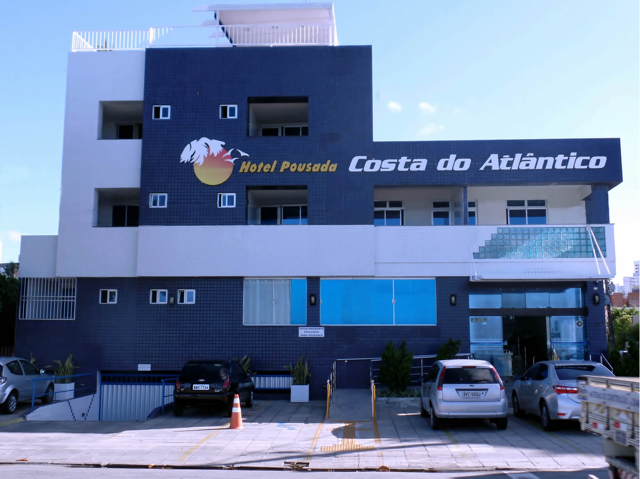 Hotel Pousada Costa do Atlântico